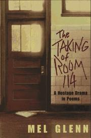Book Cover for THE TAKING OF ROOM 114