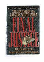 FINAL JUSTICE by Steven Naifeh