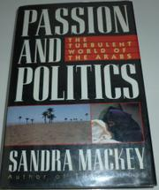 PASSION AND POLITICS by Sandra Mackey