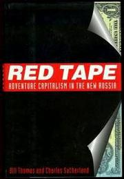 RED TAPE by Bill  Thomas