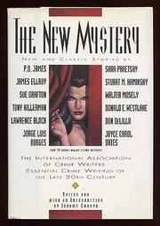 THE NEW MYSTERY by Jerome Charyn