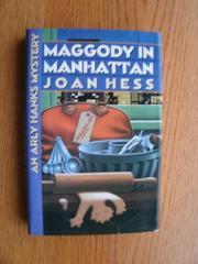 MAGGODY IN MANHATTAN by Joan Hess