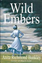 WILD EMBERS by Anita Richmond Bunkley