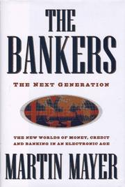 THE BANKERS by Martin Mayer