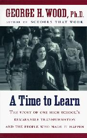 Cover art for A TIME TO LEARN