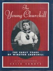 THE YOUNG CHURCHILL by Celia Sandys