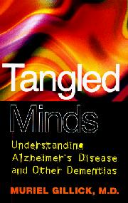 Cover art for TANGLED MINDS