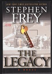 THE LEGACY by Stephen Frey