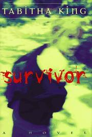 SURVIVOR by Tabitha King