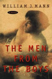 Cover art for THE MEN FROM THE BOYS