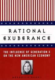 RATIONAL EXUBERANCE by Meredith Bagby