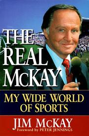 THE REAL MCKAY by Jim McKay