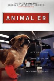 ANIMAL ER by Vicki Croke
