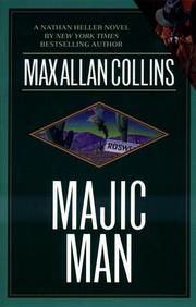 Cover art for MAJIC MAN
