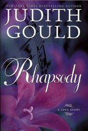 RHAPSODY by Judith Gould