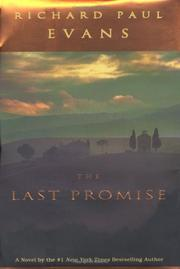 Book Cover for THE LAST PROMISE