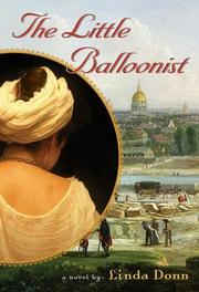THE LITTLE BALLOONIST by Linda Donn