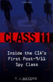 CLASS 11 by T.J. Waters