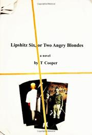 Cover art for LIPSHITZ SIX, OR TWO ANGRY BLONDES