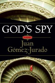 Cover art for GOD'S SPY