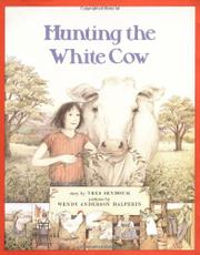 Cover art for HUNTING THE WHITE COW