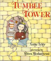 TUMBLE TOWER by Anne Tyler