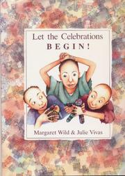 Cover art for LET THE CELEBRATIONS BEGIN!