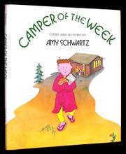 CAMPER OF THE WEEK by Amy Schwartz