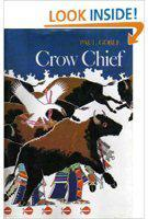 CROW CHIEF by Paul Goble