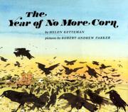 THE YEAR OF NO MORE CORN by Helen Ketteman
