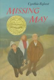 Book Cover for MISSING MAY