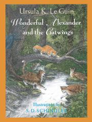 Book Cover for WONDERFUL ALEXANDER AND THE CATWINGS