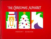Cover art for THE CHRISTMAS ALPHABET