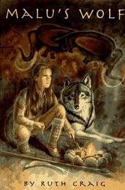MALU'S WOLF by Ruth Craig