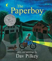 THE PAPERBOY by Dav Pilkey