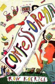 CONFESS-O-RAMA by Ron Koertge