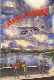Cover art for ANGELA'S ALIENS