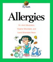 ALLERGIES by Alvin & Virginia Silverstein