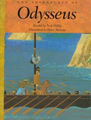 Cover art for THE ADVENTURES OF ODYSSEUS