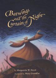 Cover art for BATWINGS AND THE CURTAIN OF NIGHT