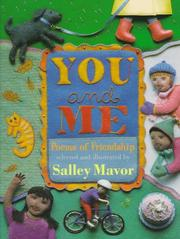 Book Cover for YOU AND ME