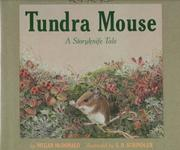 TUNDRA MOUSE by Megan McDonald