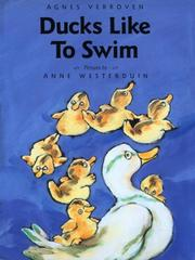 DUCKS LIKE TO SWIM by Agnes Verboven
