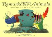 Cover art for REMARKABLE ANIMALS