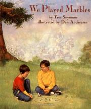 Cover art for WE PLAYED MARBLES