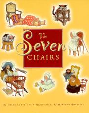 Cover art for THE SEVEN CHAIRS