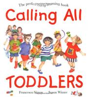 Cover art for CALLING ALL TODDLERS