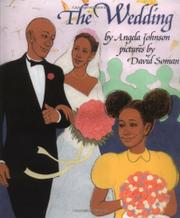 THE WEDDING by Angela Johnson