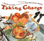 TAKING CHARGE by Sonia Levitin