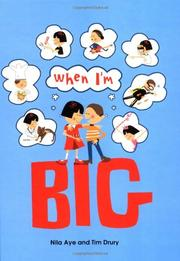 WHEN I'M BIG by Tim Drury